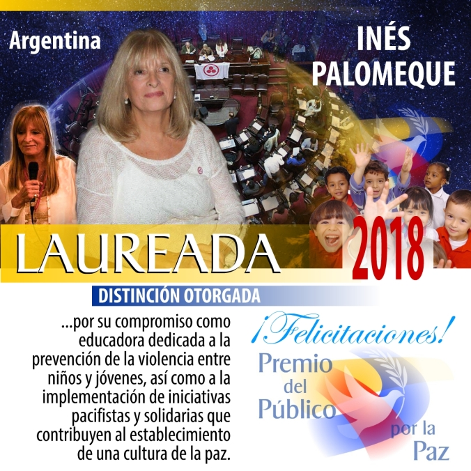 Ines Palomeque PPP 2018