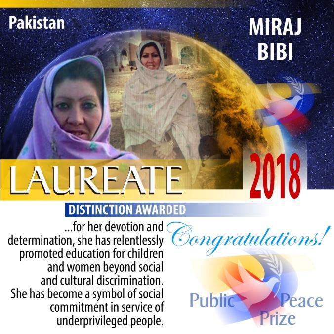 Miraj Bibi PPP 2018
