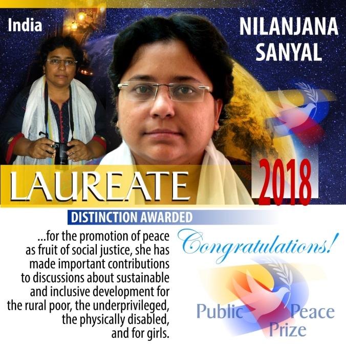 Nilanjana Sanyal PPP 2018